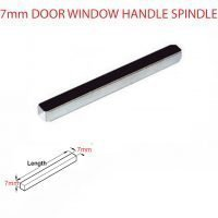 7mm door spindle