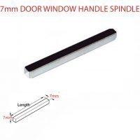7mm door spindle