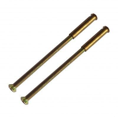 M3 Door Handle Screws - Brass