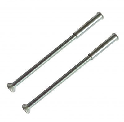 M3 Door Handle Screws - Silver