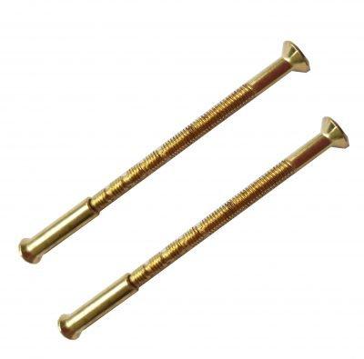 M4 Door Handle Screws - Brass