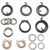 Door Handle Spring & Washers